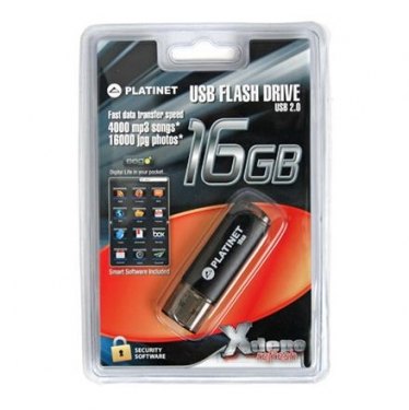 Platinet usb 16.0 flash drive